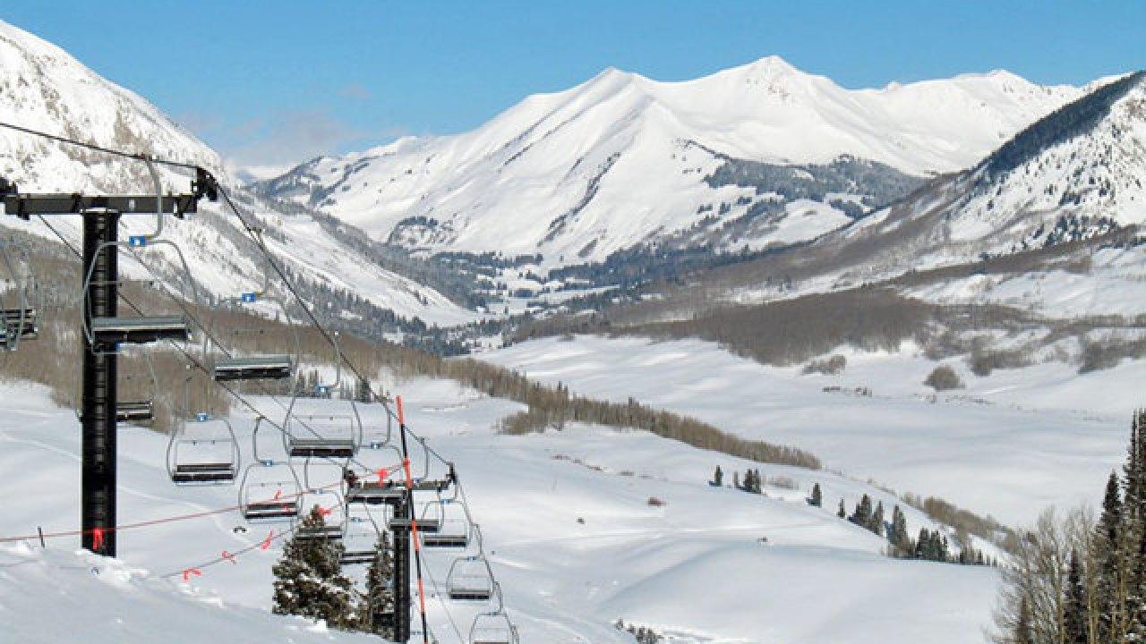 Ski in Vail
