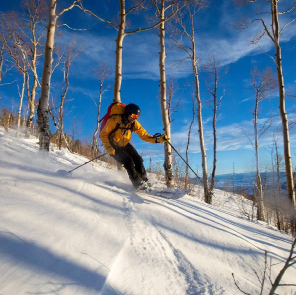 Skiing in Vail CO